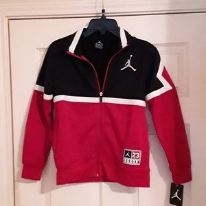Jordan Warm Up Suit